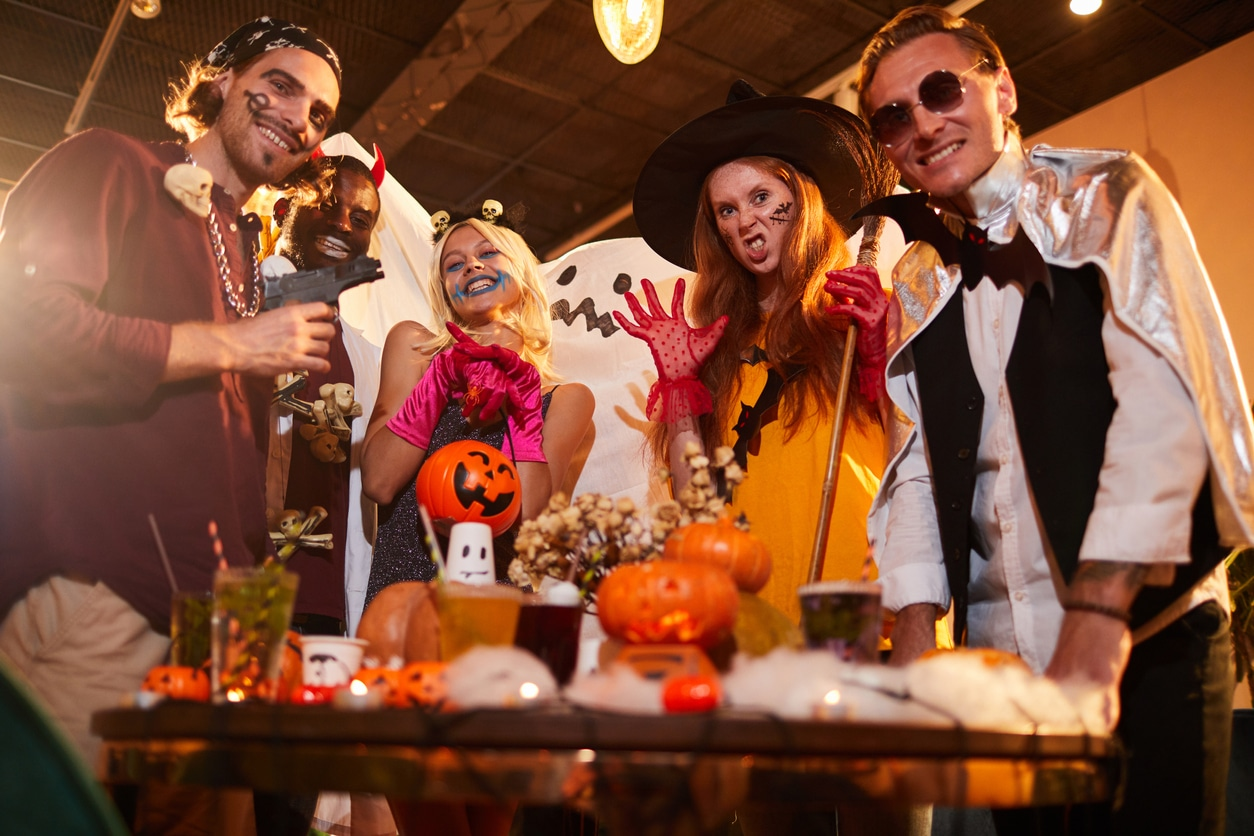 Halloween Bash Hors D'oeuvres