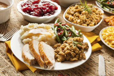 Why Spend Thanksgiving In The Kitchen?