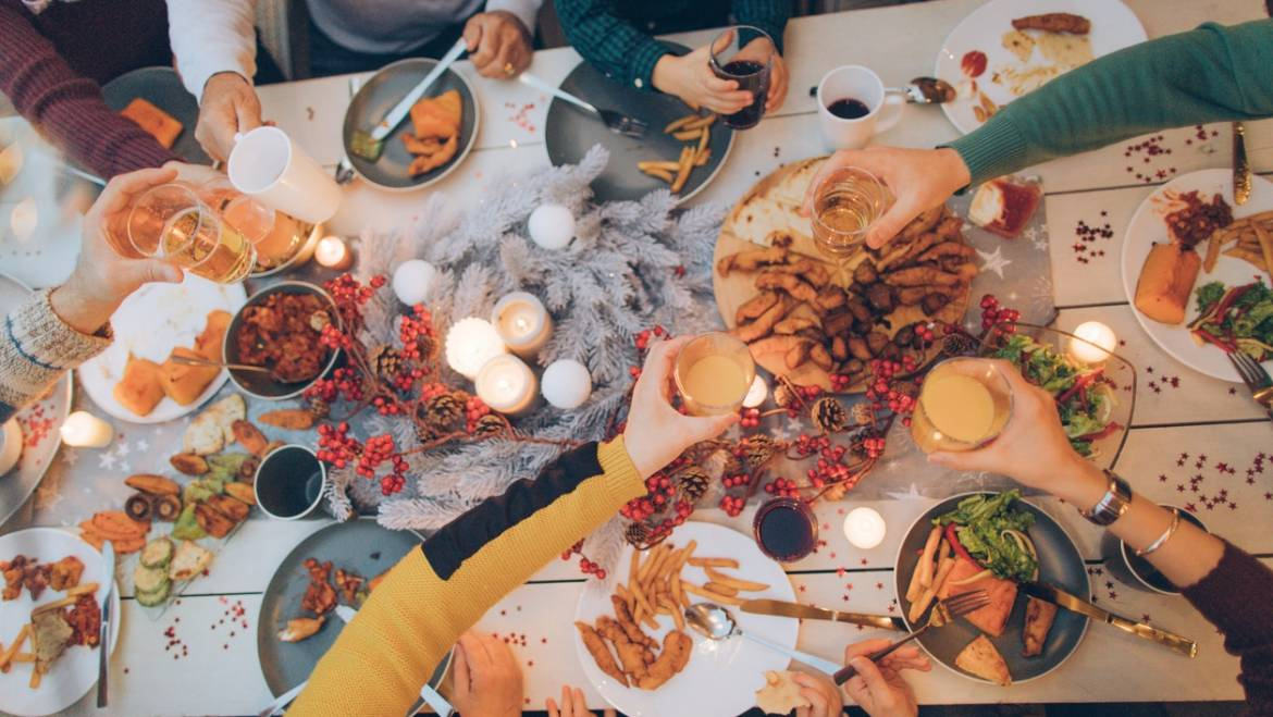 10 Festive Thanksgiving Potluck Lunch Ideas