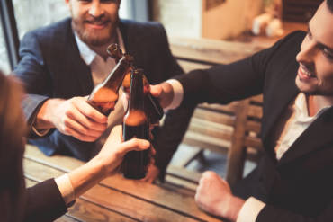 Is It OK To Serve Alcohol At Work?
