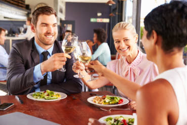 5 Reasons To Treat Your Staff To A Catered Lunch