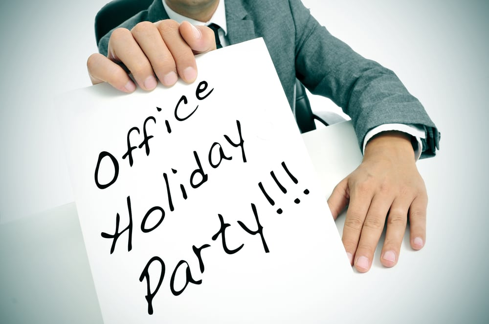 5 Reasons To Start Planning Your Company Holiday Party Now