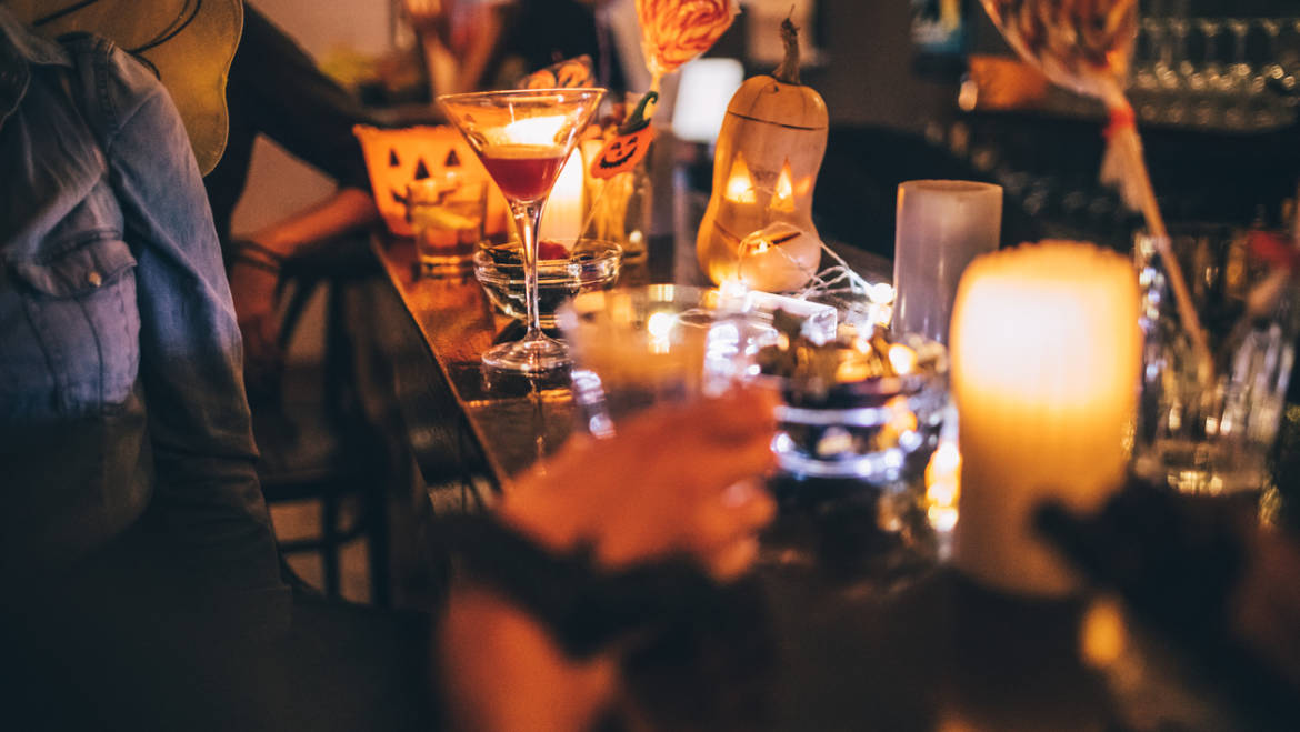 5 Reasons You Should Have Your Halloween Party Catered