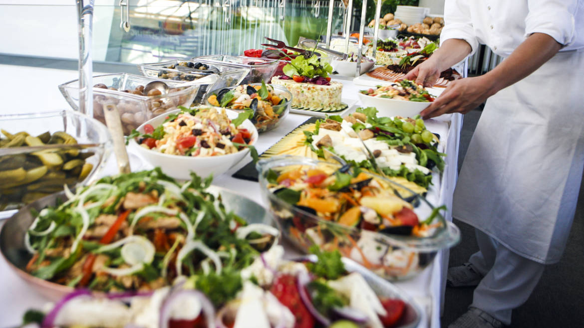 Healthy Lunch Options For Your Next Work Function