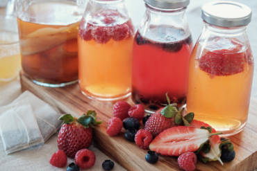 Here's What You Need To Know About Kombucha