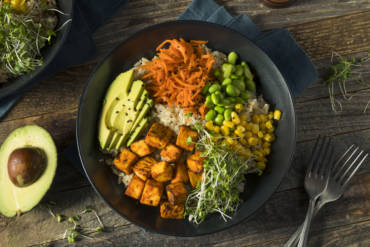 Light & Refreshing Lunch Options For Spring