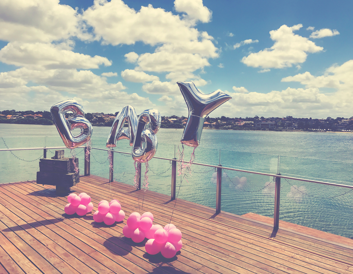 Outdoor Baby Shower Ideas For Moms-To-Be