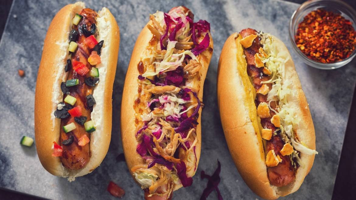 Summer BBQ Cookout With a Twist