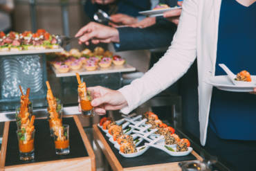 Why Choose DSC For Corporate Catering?