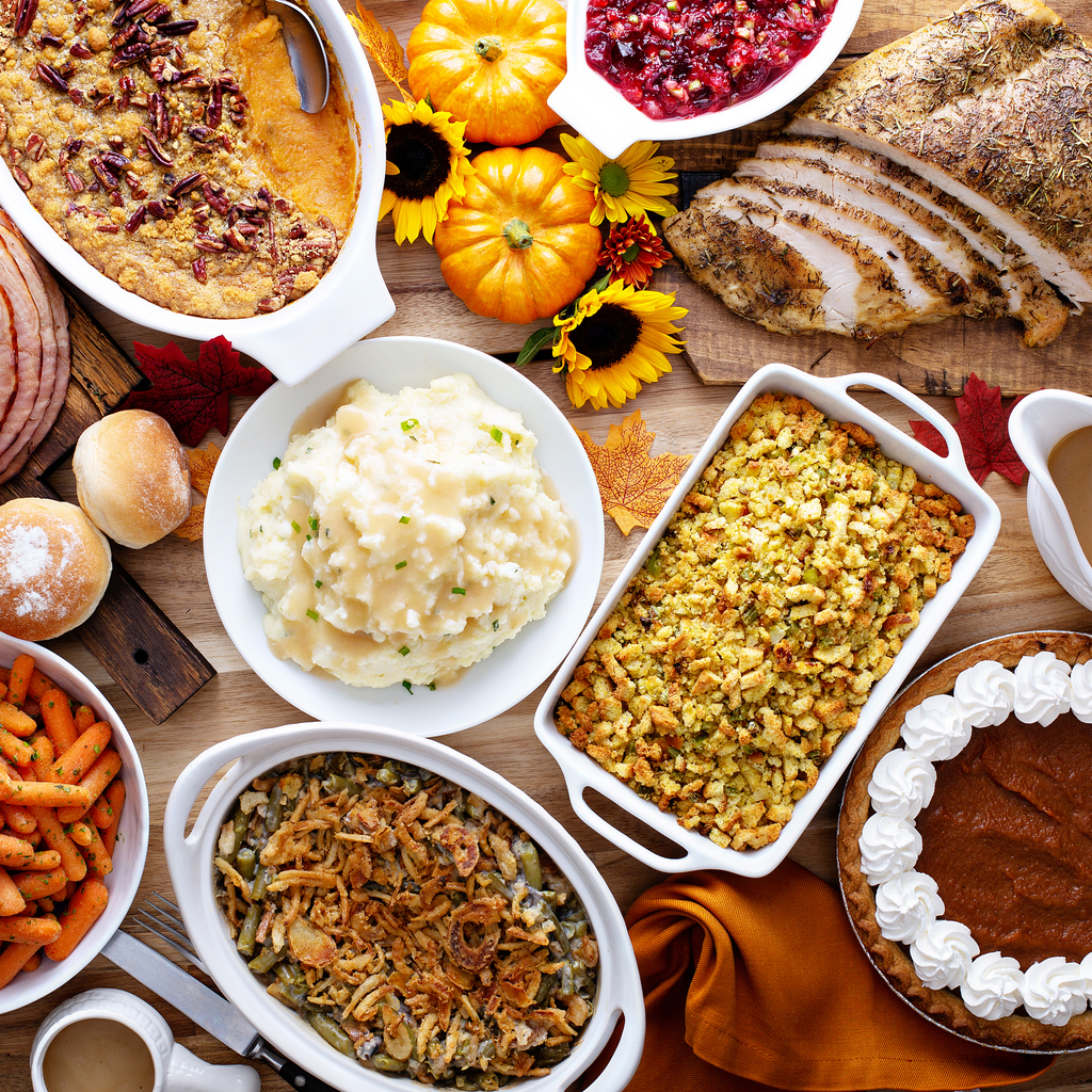 The 7 Best Side Dishes For Thanksgiving