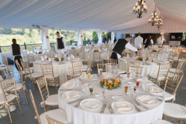 The Ultimate Tent Wedding Checklist