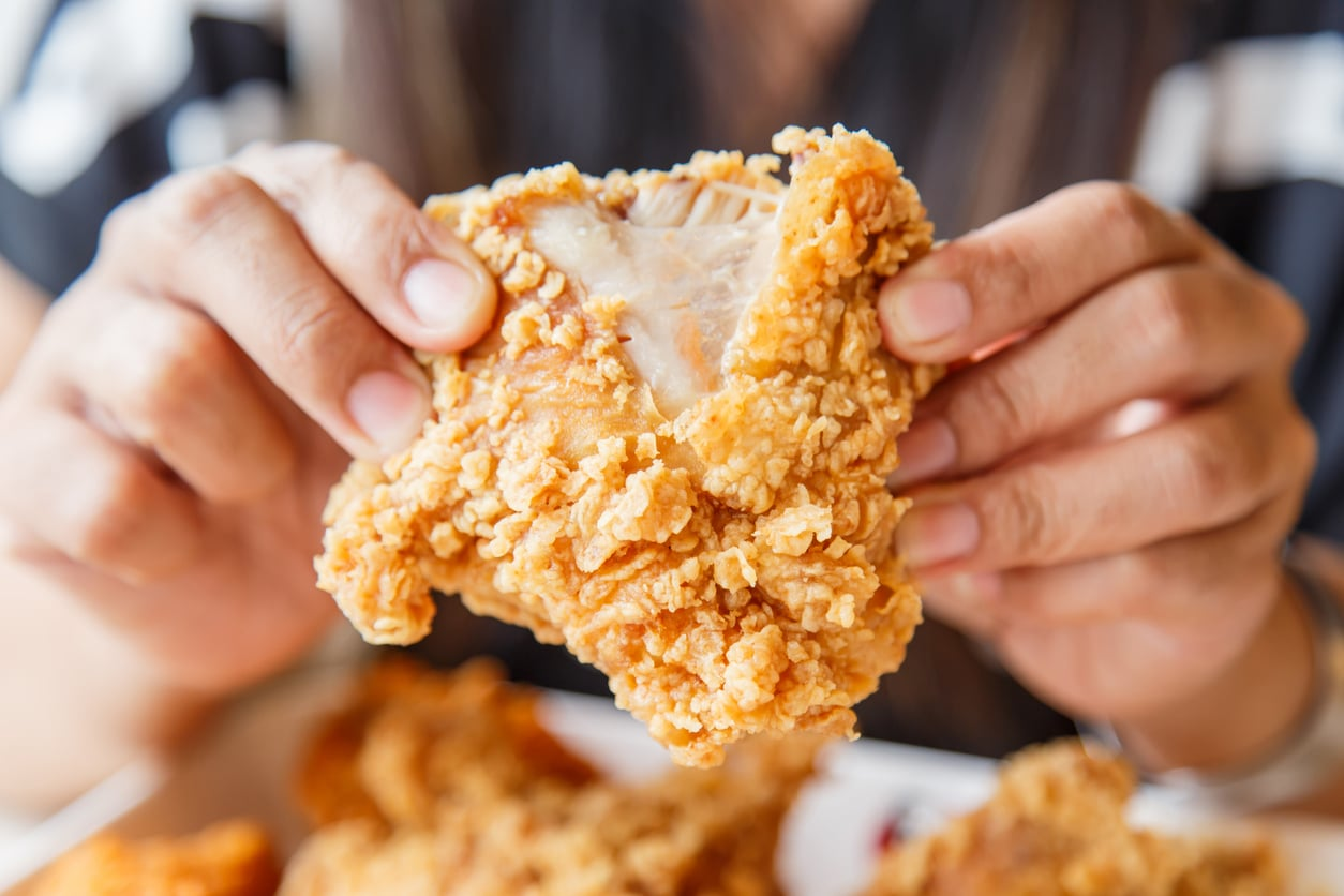 Common Fried Chicken Mistakes
