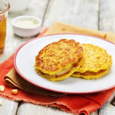 Delicious Summer Corn Fritters
